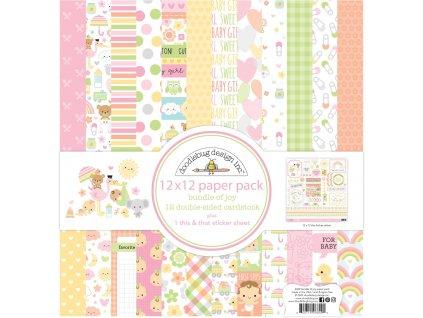 6849 bundle of joy paper pack cover