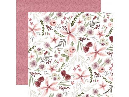 CBF117003 Elegant Large Floral