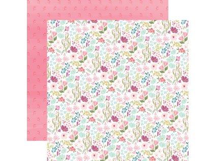 CBF117008 Bright Small Floral