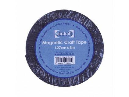 stick it 3m magnetic craft tape 127cm sti 4621001