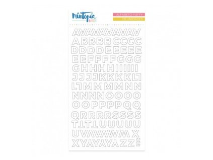 alfabeto mintopia basics blanco