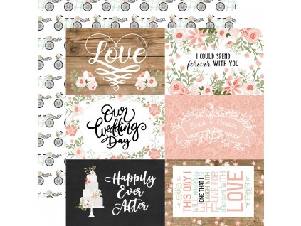 OW224013 6x4 Journaling Cards