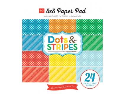 Dots & Stripes Summer (Typ balení Sada 1x každý design)