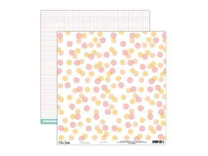 EllesStudio Cienna 12x12paper Confetti CN003