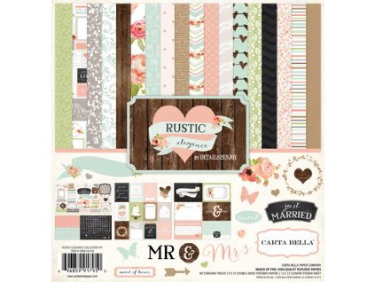 CBRE41016 Rustic Elegance Collection Kit F