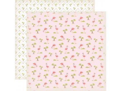 CB SU28012 Flamingos