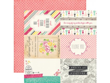 PC103012 4X6 Journaling Cards