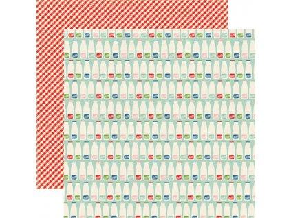 HG87005 Milk Bottles