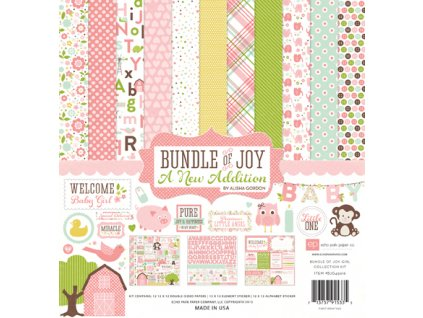 BJGT79016 Baby Girl Collection Kit F