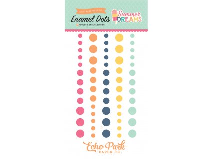 DR126028 Summer Dreams Enamel Dots F