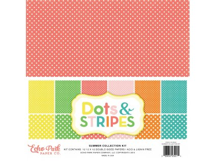 DS16022 Dots Stripes Summer Cover Full