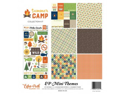 SW7305 Summer Camp Collection Kit F