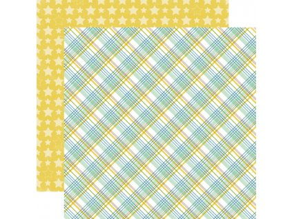 BJBT78004 Baby Boy Plaid