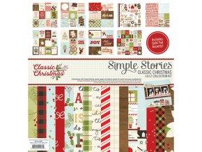 10041 12 classic christmas kit