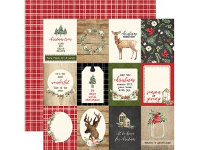 CBCH89002 3x4 Journaling Cards
