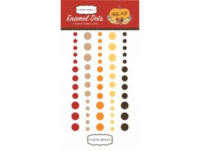 carta bella hello fall enamel dots cbhf70028
