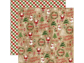 APC135008 Christmas Collage