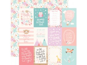 BG171002 3x4 Journaling Cards