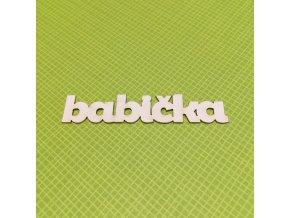 12446 napis babicka
