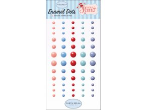CBPP81028 Practically Perfect Enamel Dots