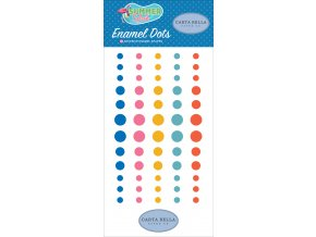 CBSPL83028 Summer Splash Enamel Dots