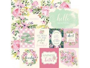 CBBO98011 Daisy Journaling Cards