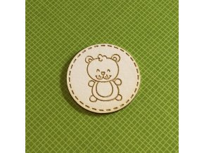 13994 kolecko medvidek