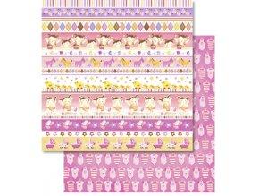 14243 ursus paper pad baby girl