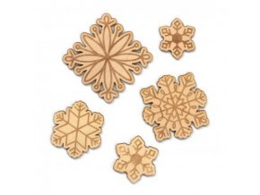 ellesstudio december2018 wood veneer snowflakes 324x324