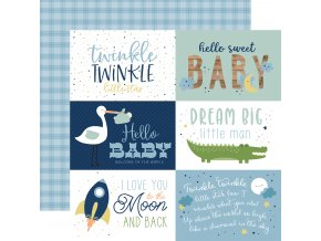 BAB203002 6x4 Journaling Cards