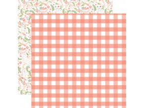 BAG202006 Girl Gingham