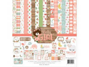 BAG202016 Baby Girl Collection Kit