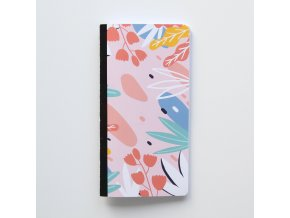 Traveler's notebook - Floral