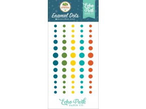 SA180028 Summer Adventure Enamel Dots