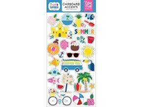 SU178021 I Love Summer Chipboard Accents 64017.1546801972.1000.1000