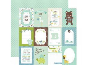 SBB143011 3X4 Journaling Cards