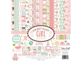 SBG142016 Sweet Baby Girl Kit Cover