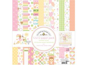 6849 bundle of joy paper pack cover