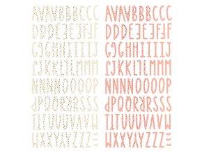VVMT008022 alfabeto chipboard