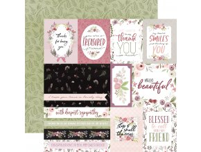 CBF117002 Elegant Journaling Cards