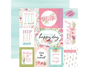 CBF117006 Bright Journaling Cards