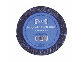 stick it 3m magnetic craft tape 127cm sti 4621001