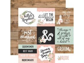 OW224011 4x4 Journaling Cards