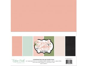 OW224015 Our Wedding Solids Kit
