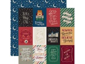 WAW217002 3x4 Journaling Cards