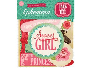 2482 jack and jill girl ephemera