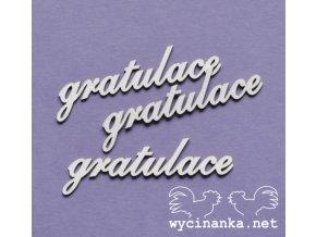 3164 napis gratulace