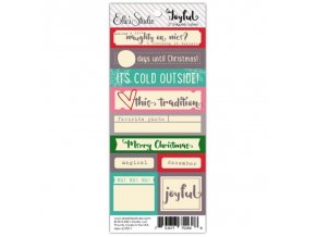Elles Studio Joyful Word Labels