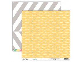 EllesStudio LetsEat 12x12paper FiveStars LE005
