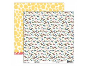 ellesstudio sunnydays 12x12paper sd003 sunglasses